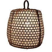 Lampenschirm Bambus Basket M