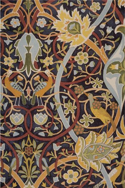 Designgeschichte Teil 11: Arts and Crafts-Bewegung 1870
