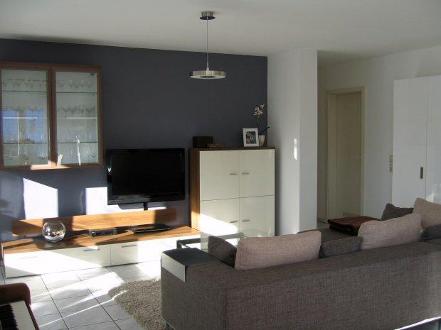 Wohnzimmer Wände Streichen ~ Kreative Bilder für zu Hause Design ...