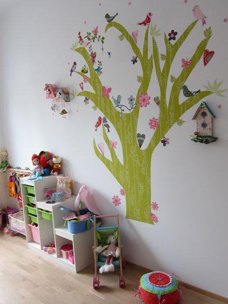 fabelhafte wandgestaltung das kinderzimmer von mitglied menina ist ein echtes spielparadies. Black Bedroom Furniture Sets. Home Design Ideas