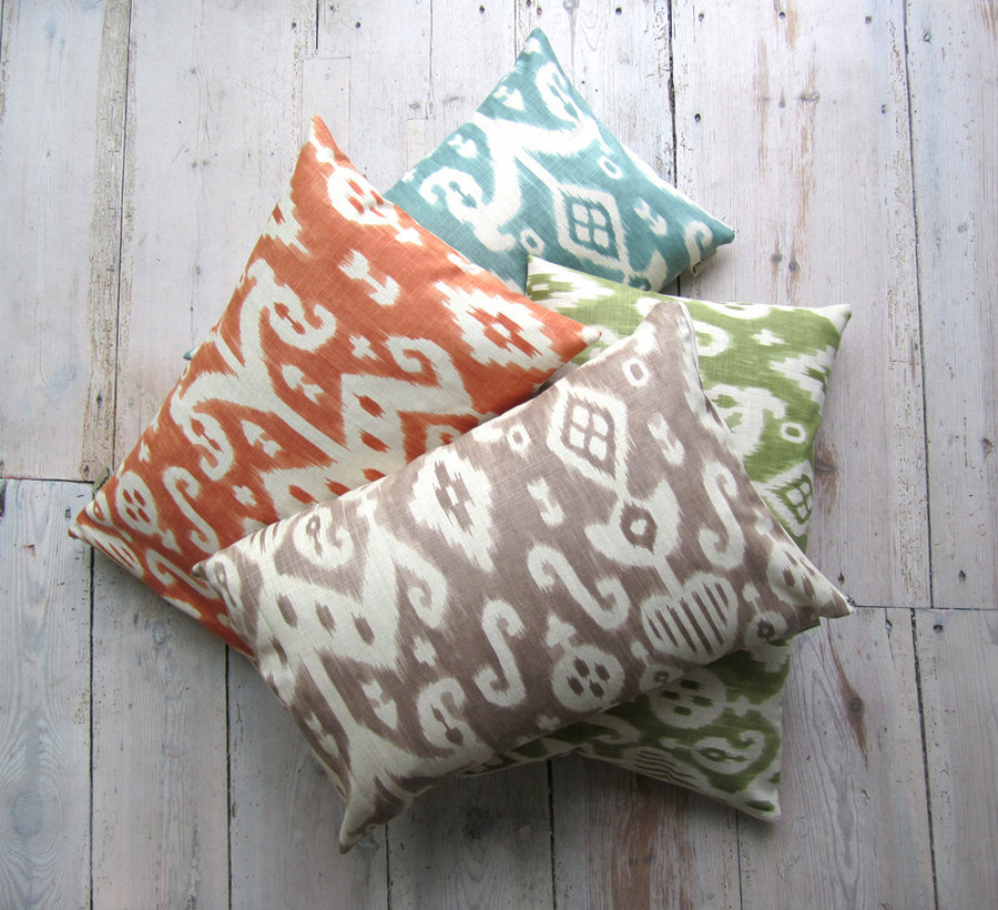 Ikat Muster Ethno Design Pictures to pin on Pinterest