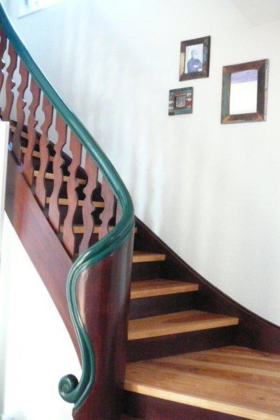 treppenhaus gestalten tipps treppenhaus wand gestalten die schnsten ideen tipps inside treppen. Black Bedroom Furniture Sets. Home Design Ideas