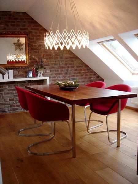 Wohnzimmergestaltung Auch HelgaMicha Kommt In Den Genuss Einer Steinwand Verkleidung