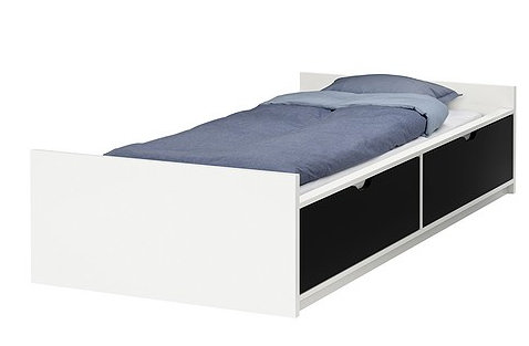 jugendbett ideen f r kinderzimmer von teenies. Black Bedroom Furniture Sets. Home Design Ideas