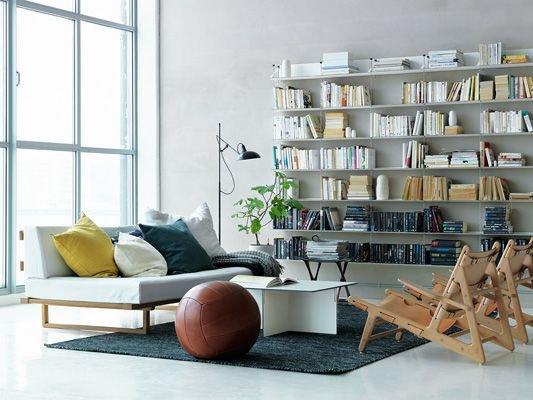 ein verkannter designklassiker das string regal. Black Bedroom Furniture Sets. Home Design Ideas