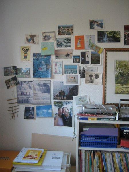 bilder aufh ngen wandgestaltung mit fotos. Black Bedroom Furniture Sets. Home Design Ideas