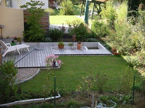 Gartengestaltungsideen: Eine große Auswahl wetterfester Hölzer für ...