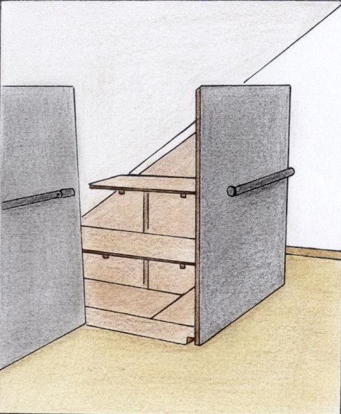 badezimmer dachschr ge ideen. Black Bedroom Furniture Sets. Home Design Ideas