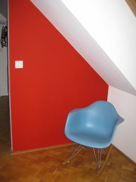 wohnen unterm dach einrichtungsideen. Black Bedroom Furniture Sets. Home Design Ideas