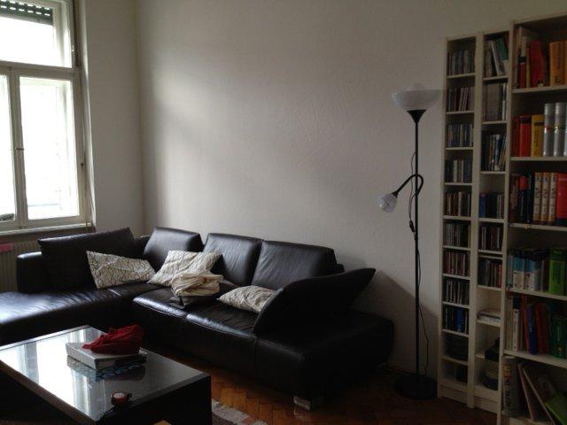 schreibtisch pc im schlaf oder wohnzimmer. Black Bedroom Furniture Sets. Home Design Ideas