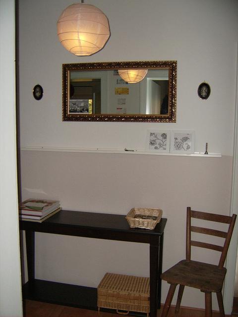 farbgestaltung im flur. Black Bedroom Furniture Sets. Home Design Ideas