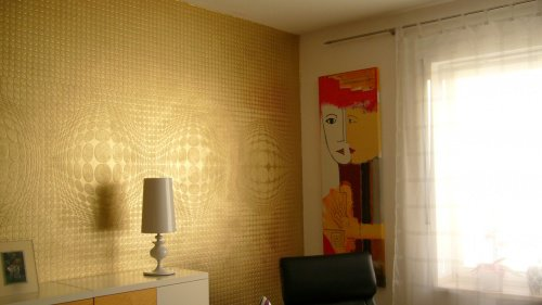 Wohnzimmer tapeten sch nheit in bahnen for Modische tapeten wohnzimmer