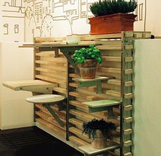ideen f r den balkon. Black Bedroom Furniture Sets. Home Design Ideas
