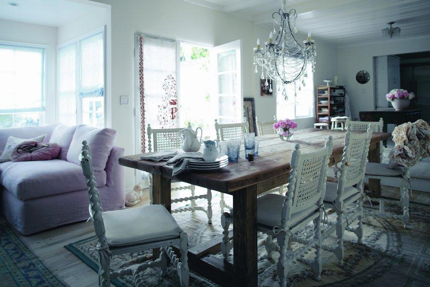 verlosung und buchtipp chic shabby chic der einrichtungskult von rachel ashwell. Black Bedroom Furniture Sets. Home Design Ideas