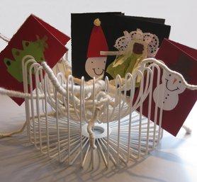 Weihnachtskarten....