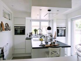 Blick in unsere Küche