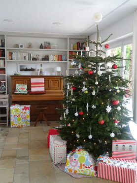 Weihnachten schon wieder vorbei!
