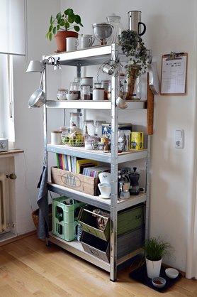 BAUHAUS...neu in unserer Küche