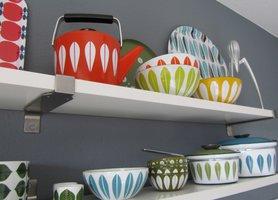Zum Sammeln schön! Küchendeko mit Blattmotiven