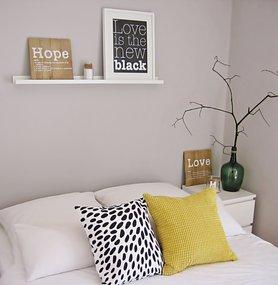 Wandfarbe Schlafzimmer Pastell : Wandfarbe Grün: Die besten Ideen und ...