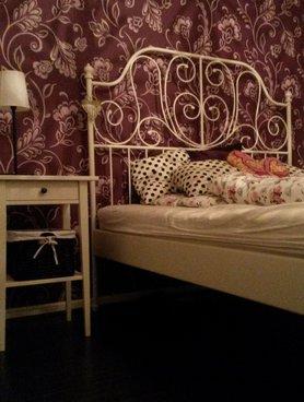 leirvik bett wohnideen bilder. Black Bedroom Furniture Sets. Home Design Ideas