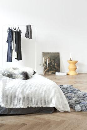Fantastic Frank Berlin, Wohn- und Schlafzimmer