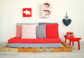 die sch nsten ideen f r eine gem tliche kuschelecke. Black Bedroom Furniture Sets. Home Design Ideas