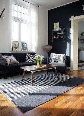Neuer Teppich im Hause craftifair