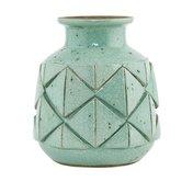 Vase Avron Grün