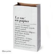 """The Paper Bag - Der berühmte """"Le sac en Papier""""  - The Paper Bag"""