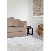 Luxus Teppich LINEN Weiß