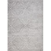 Luxus Teppich MILAN Grau