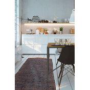Läufer/Fleckerlteppich Cotton Colors UNI 713 denim
