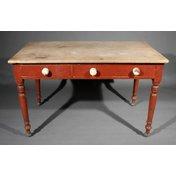 Landhausstil Schreibtisch, 19. Jahrhundert