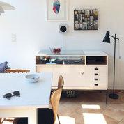 Neues Sideboard in der Küche