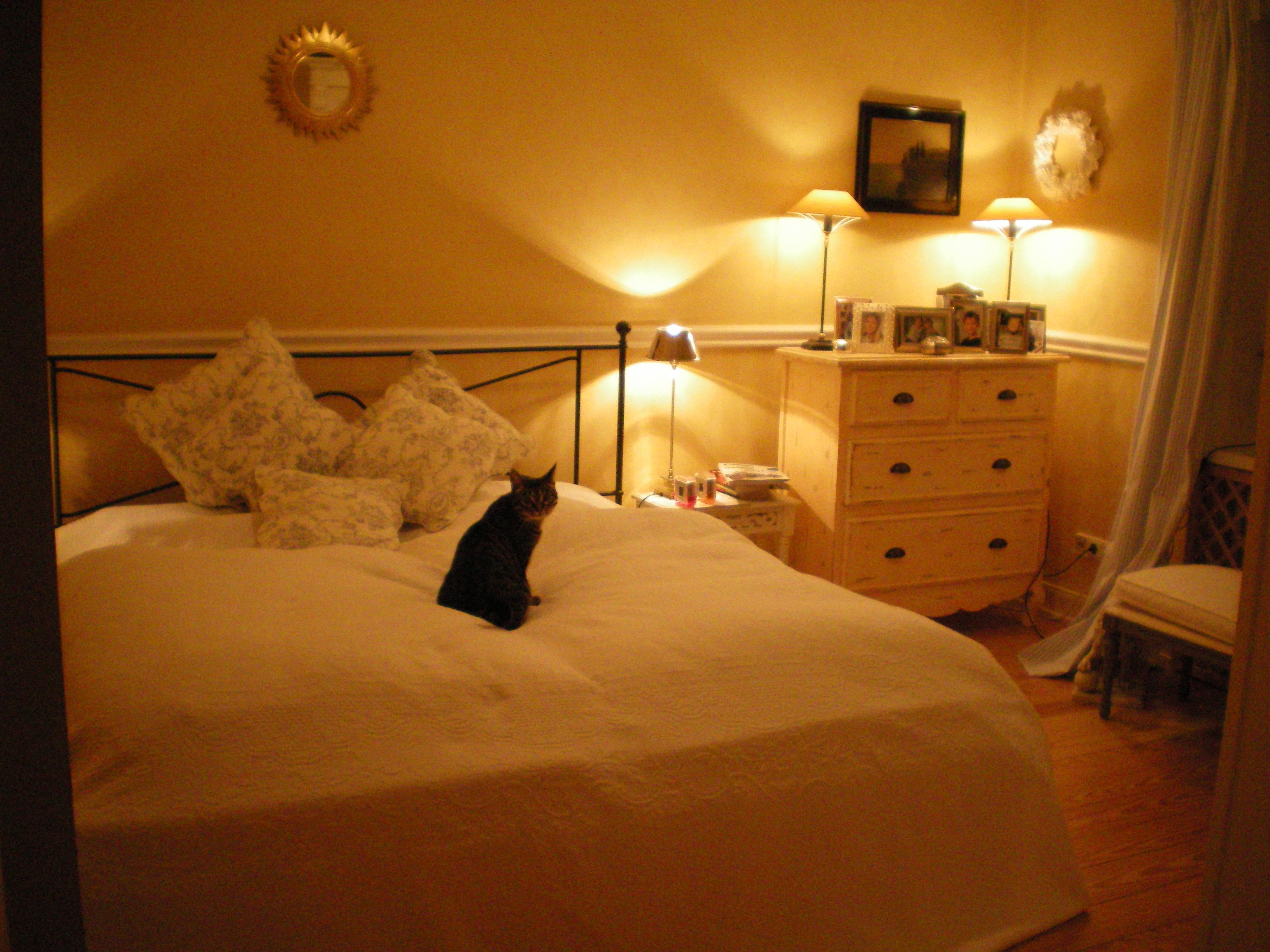 Lichterketten deko ideen schlafzimmer – midir