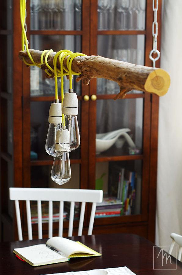 diy lampen und leuchten selber machen. Black Bedroom Furniture Sets. Home Design Ideas