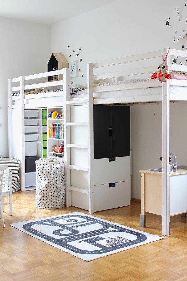 Ideen f r das ikea stuva kinderzimmer einrichtungssystem - Einrichtungsideen fur kinderzimmer ...
