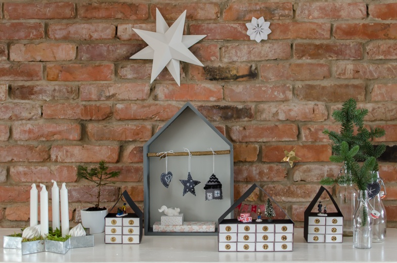 Adventskalender die sch nsten ideen f r die adventszeit - Weihnachtsdeko natur ideen zum selbermachen ...