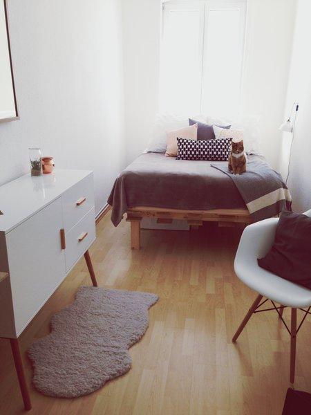 Betten selber bauen die besten ideen und tipps - Bettgestell selber bauen ideen ...