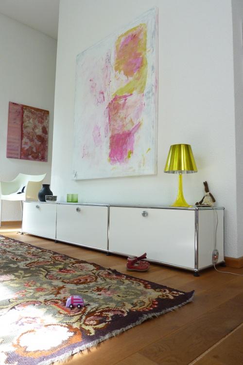 Teppiche für das Wohnzimmer  SoLebIchde