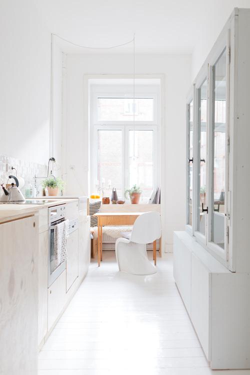 Ideen Fur Kuchen Wandfarben : Kleine Küchen Ideen für die Raumgestaltung  SoLebIchde