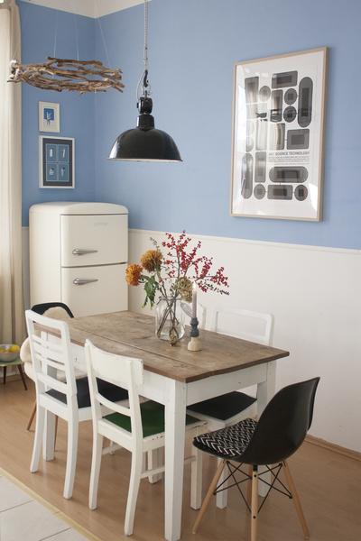 zwei zimmer k che gl ck zu besuch bei ammenmaerchen in d sseldorf. Black Bedroom Furniture Sets. Home Design Ideas