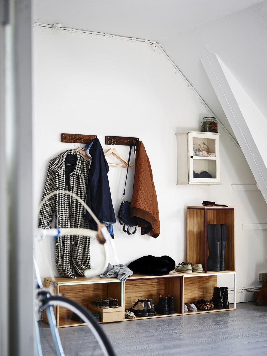 Schlafzimmer regal ikea: idee: große holzplatte im baumarkt ...