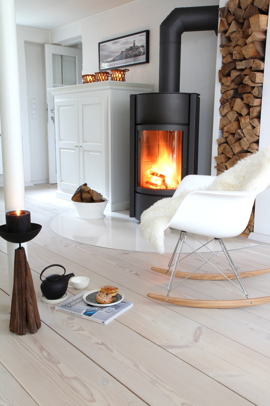 kamin fen wohnidee dekotipps und die besten hersteller. Black Bedroom Furniture Sets. Home Design Ideas