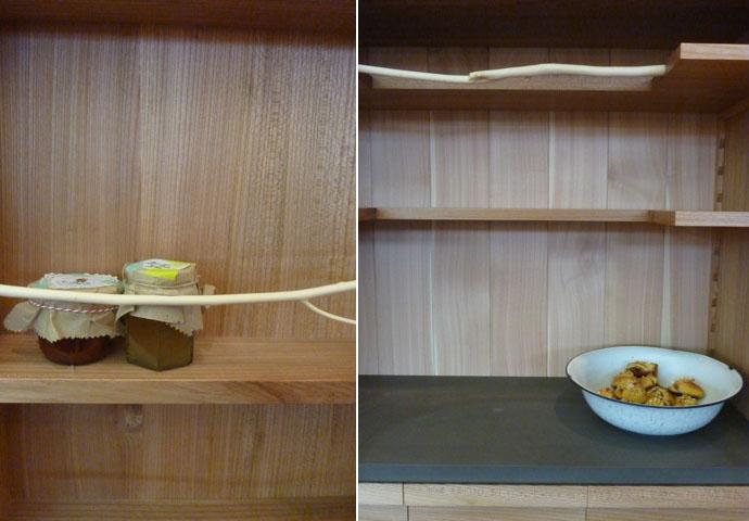 ideen aus der natur ein tolles objekt mit sten und weitere herbstdeko zum selbermachen. Black Bedroom Furniture Sets. Home Design Ideas