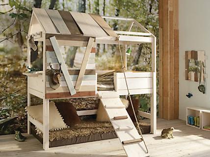 das spielbett ein gro es abenteuer f r kleine welterkunder piraten und prinzessinnen. Black Bedroom Furniture Sets. Home Design Ideas