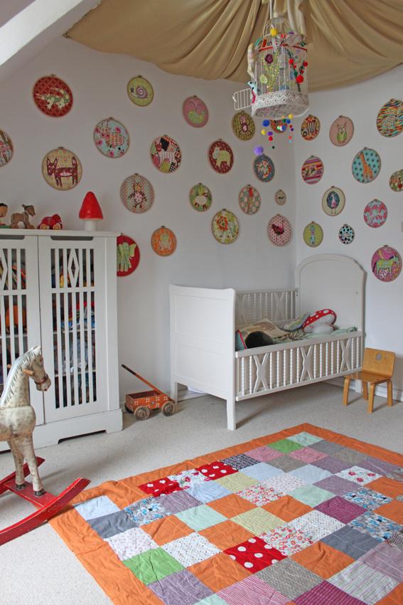 kinderzimmertextilien tolle inspirationen und ideen. Black Bedroom Furniture Sets. Home Design Ideas