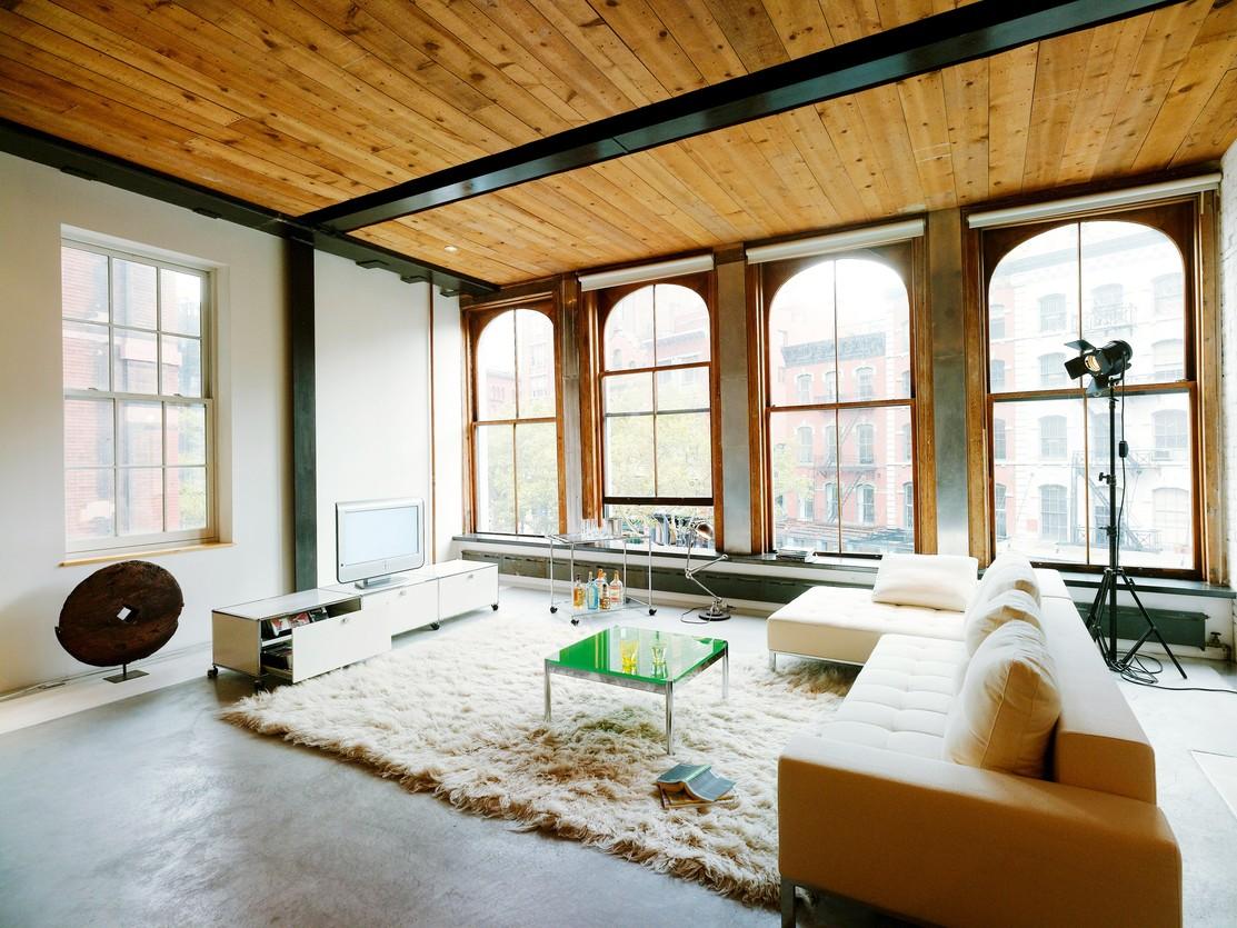usm wohnzimmer. Black Bedroom Furniture Sets. Home Design Ideas