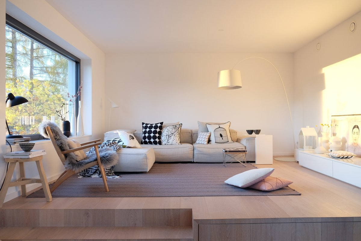 Ideen für Wohnzimmer Design & Designer Wohnzimmer